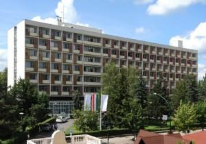 Hongarije hotel Béke